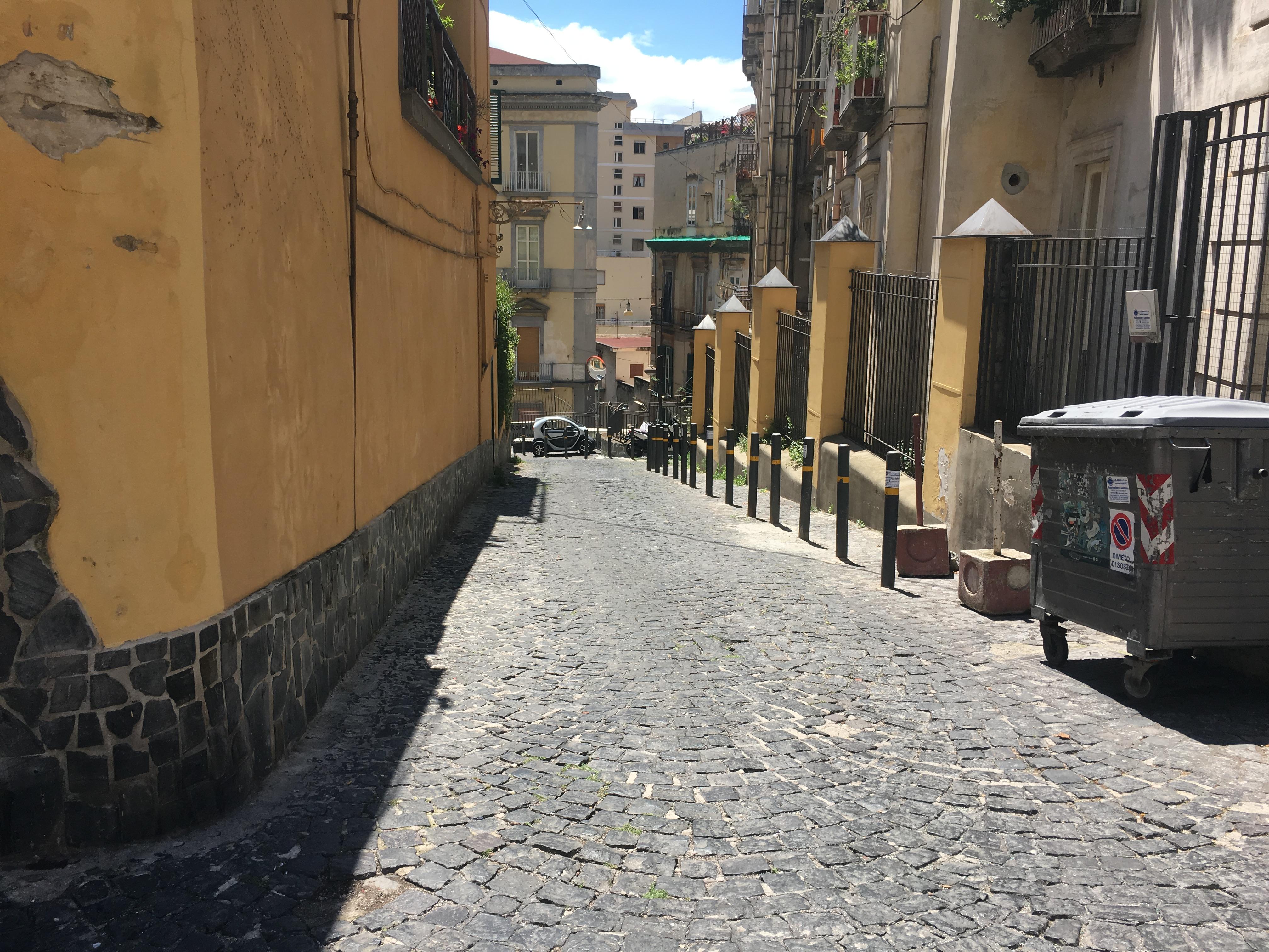 Chiaia – Corso Vittorio Emanuele