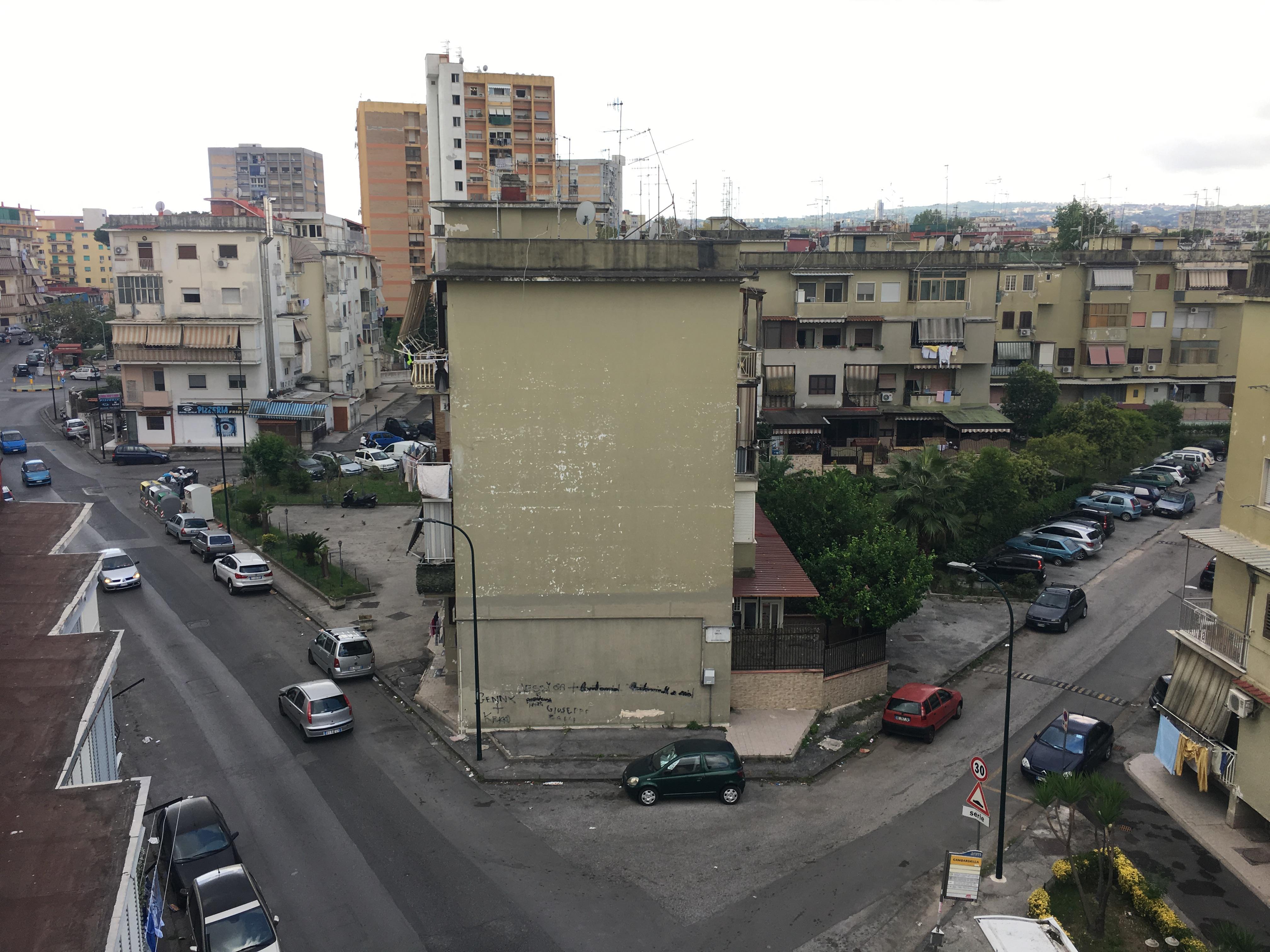 Secondigliano – Via Sardegna